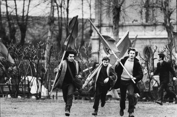 Rivoluzione del '68 lezione 2